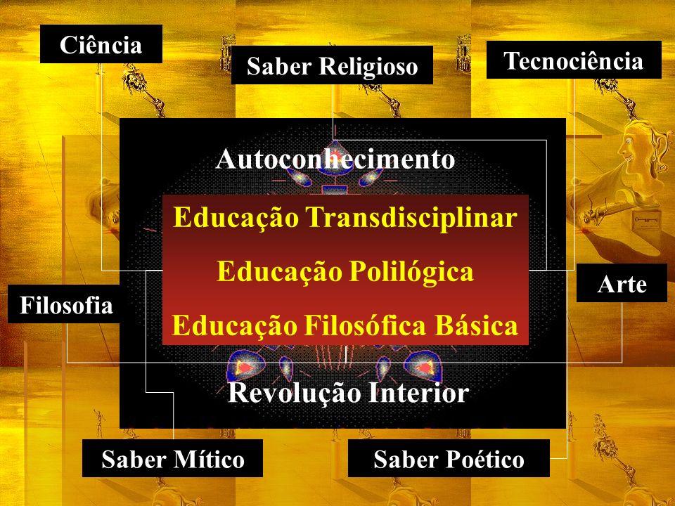 Educação Transdisciplinar Educação Filosófica Básica