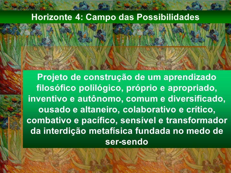 Horizonte 4: Campo das Possibilidades