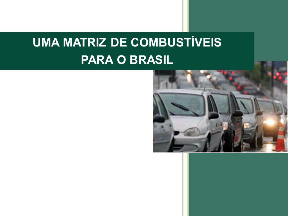 UMA MATRIZ DE COMBUSTÍVEIS