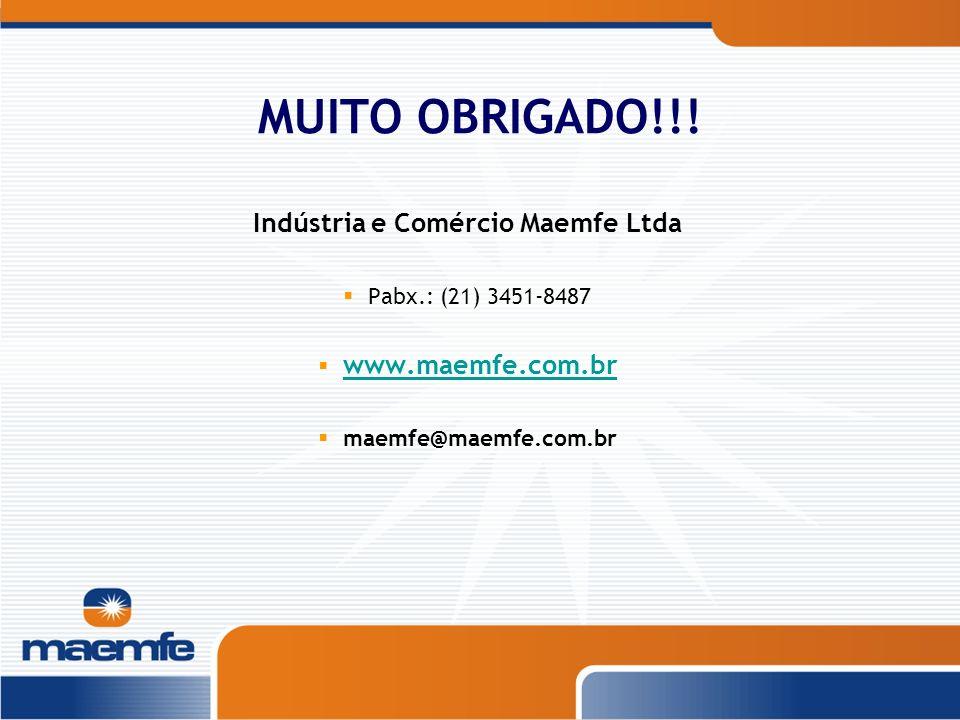 Indústria e Comércio Maemfe Ltda