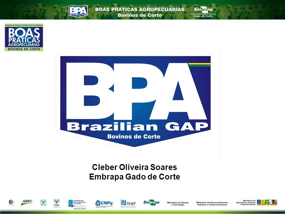 Cleber Oliveira Soares
