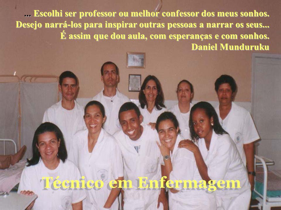 Escolhi ser professor ou melhor confessor dos meus sonhos