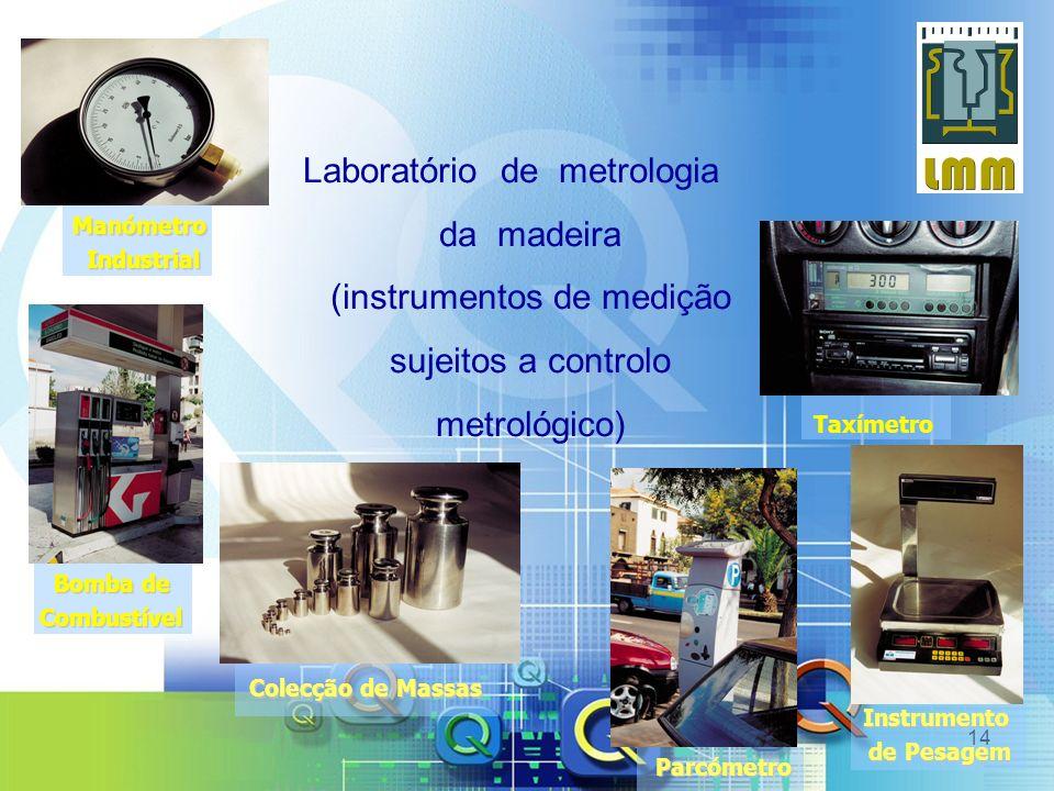 Manómetro Industrial. Laboratório de metrologia da madeira (instrumentos de medição sujeitos a controlo metrológico)