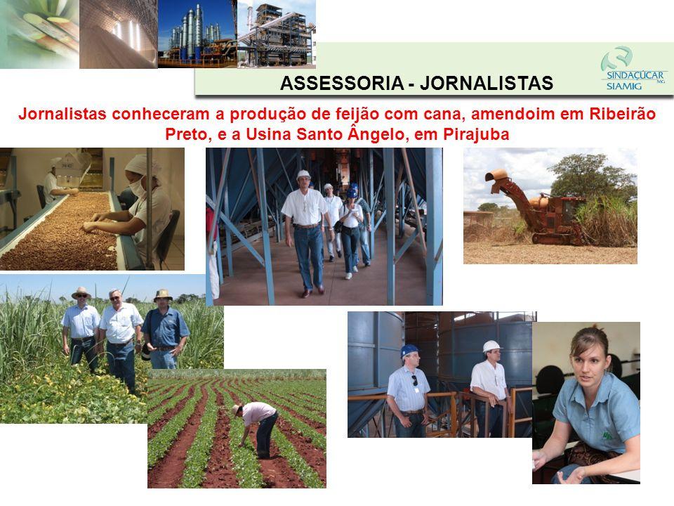 ASSESSORIA - JORNALISTAS