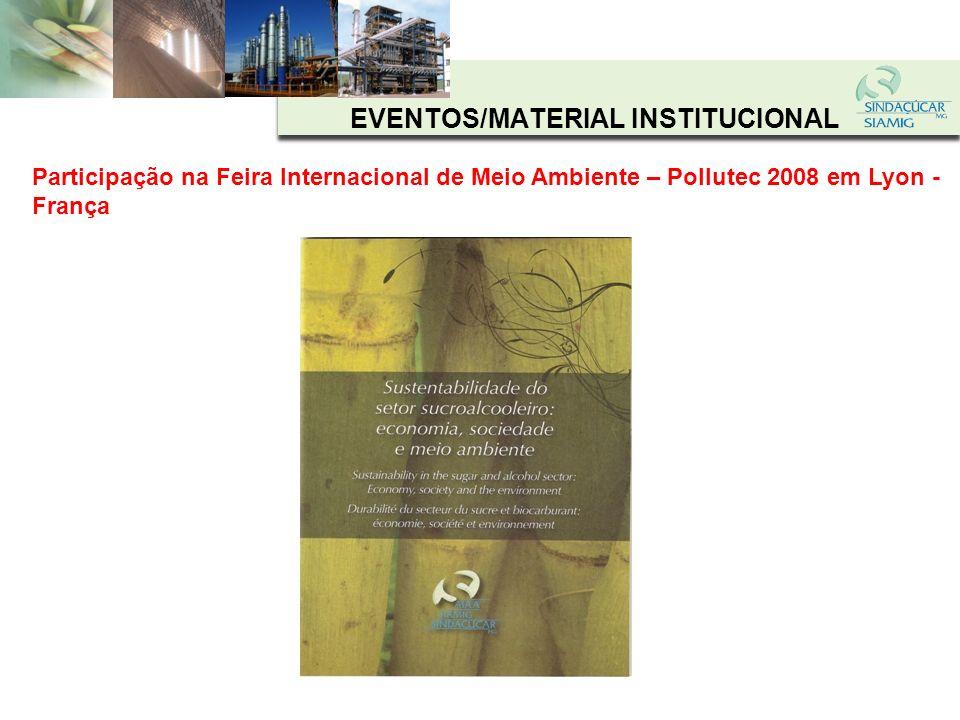 EVENTOS/MATERIAL INSTITUCIONAL