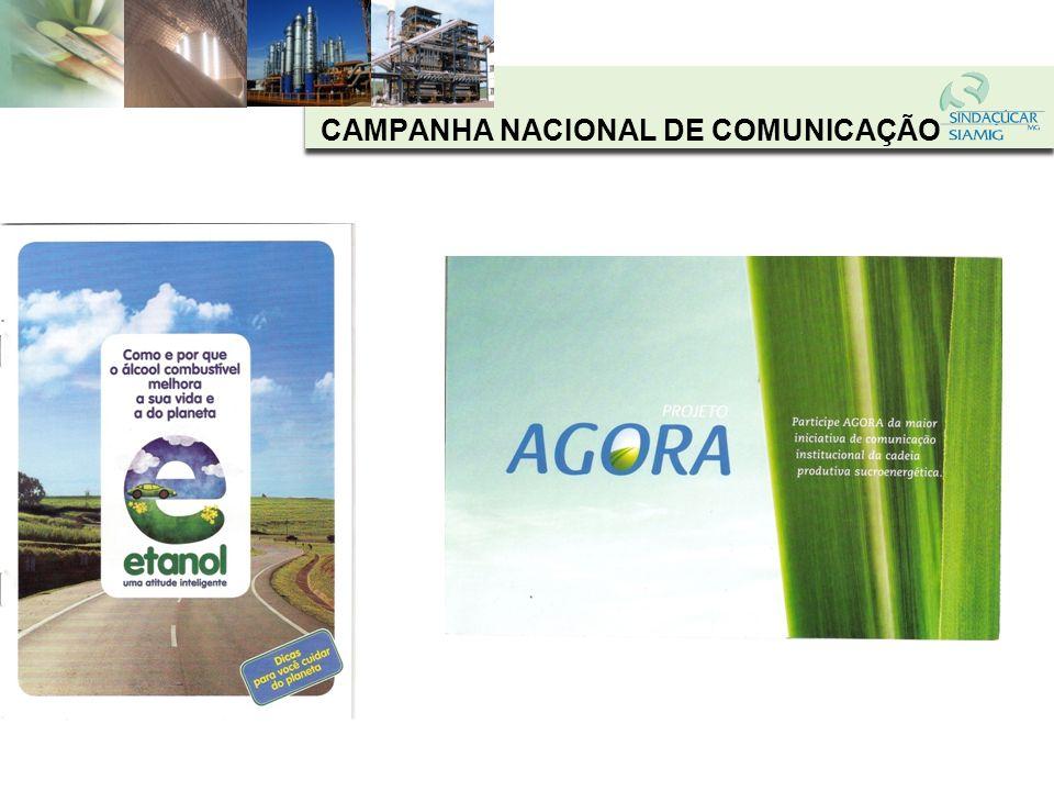 CAMPANHA NACIONAL DE COMUNICAÇÃO