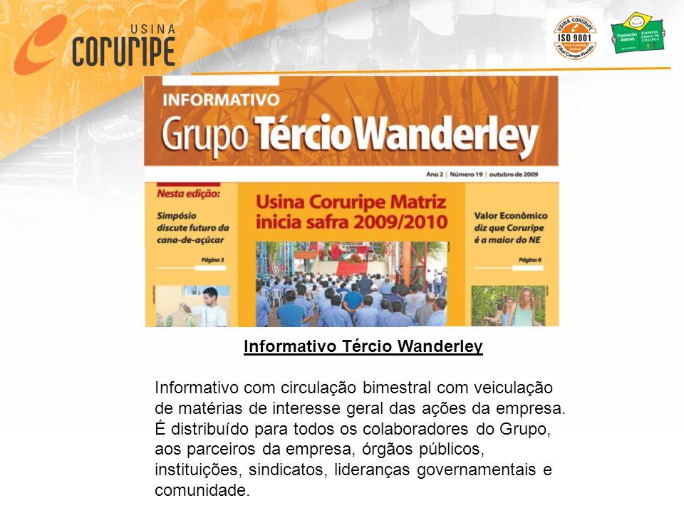 Informativo Tércio Wanderley