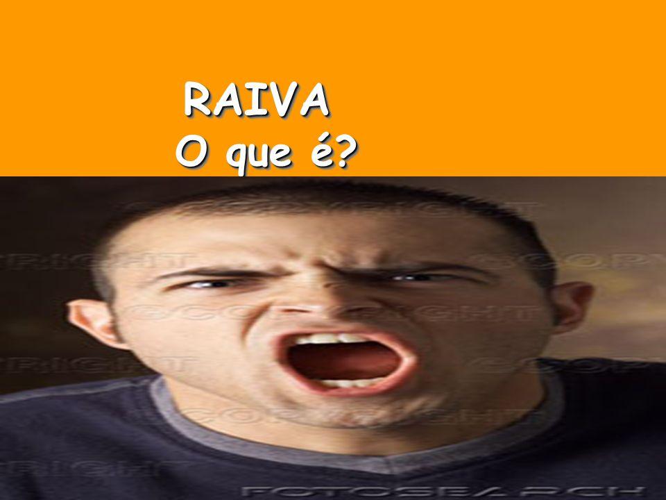 RAIVA O que é