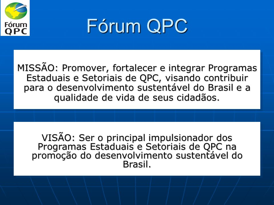Fórum QPC
