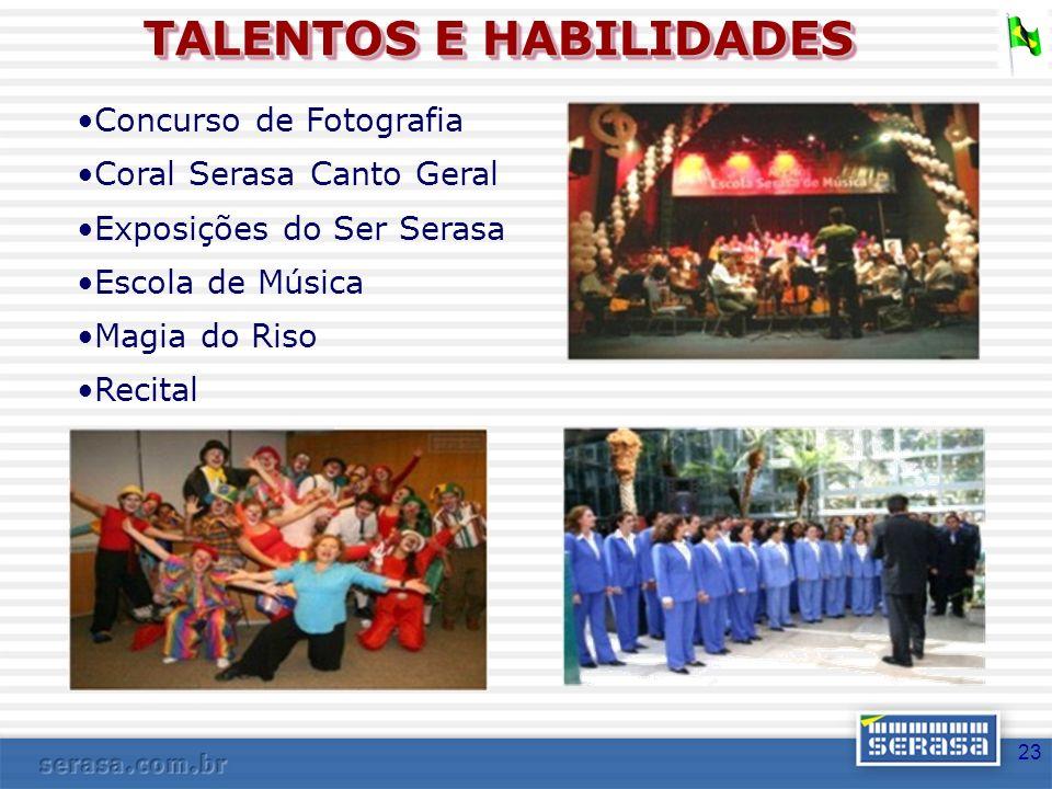 TALENTOS E HABILIDADES