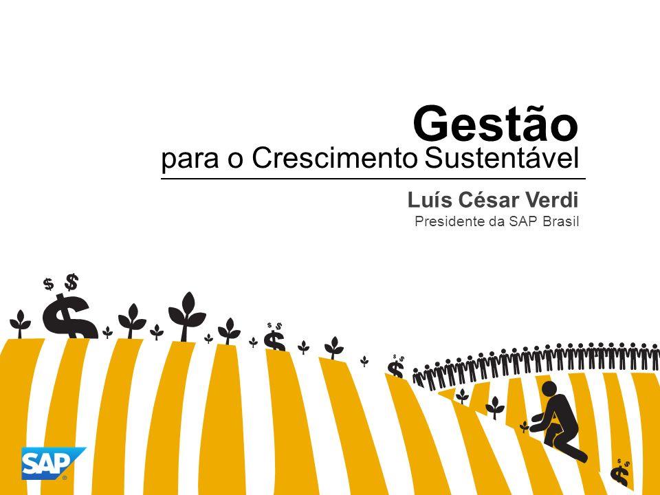 Gestão para o Crescimento Sustentável