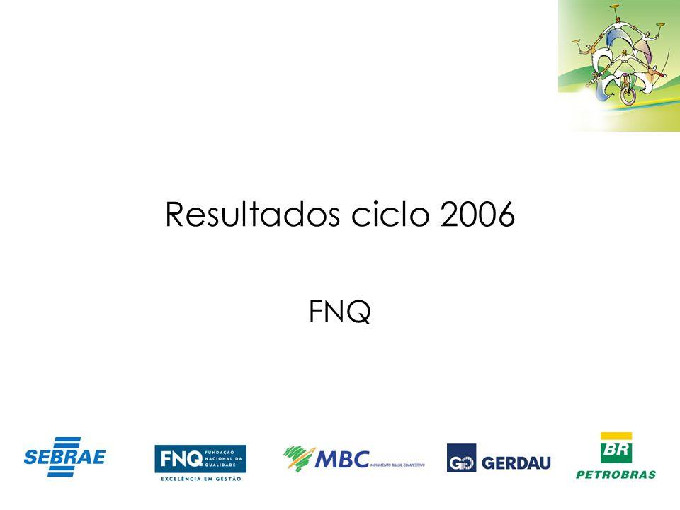 Resultados ciclo 2006 FNQ