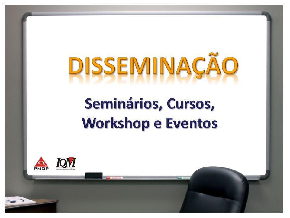 Seminários, Cursos, Workshop e Eventos