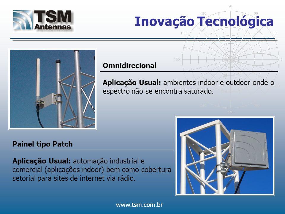 Inovação Tecnológica Omnidirecional
