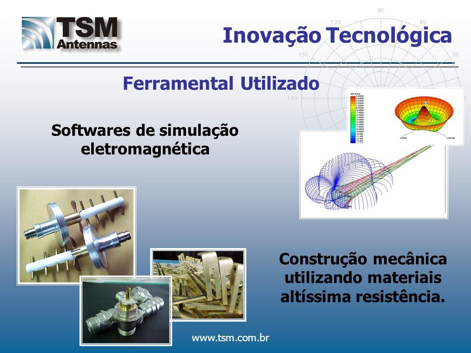 Inovação Tecnológica Ferramental Utilizado
