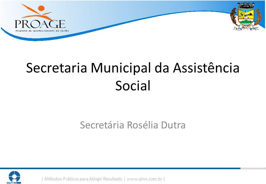 Secretaria Municipal da Assistência Social