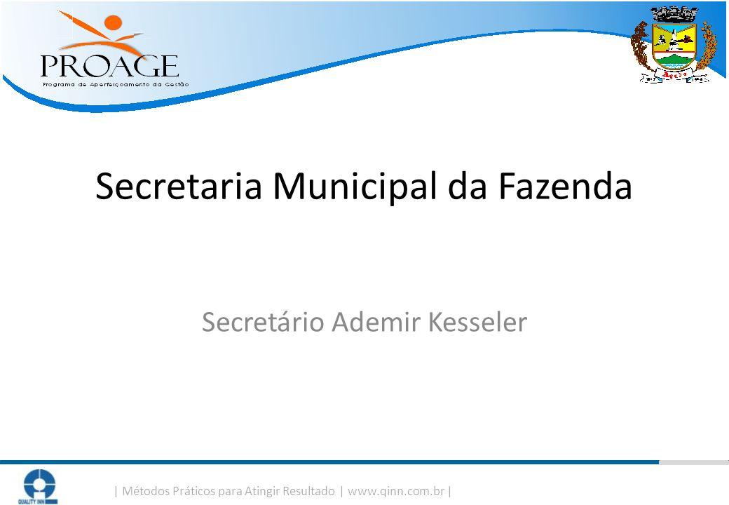 Secretaria Municipal da Fazenda