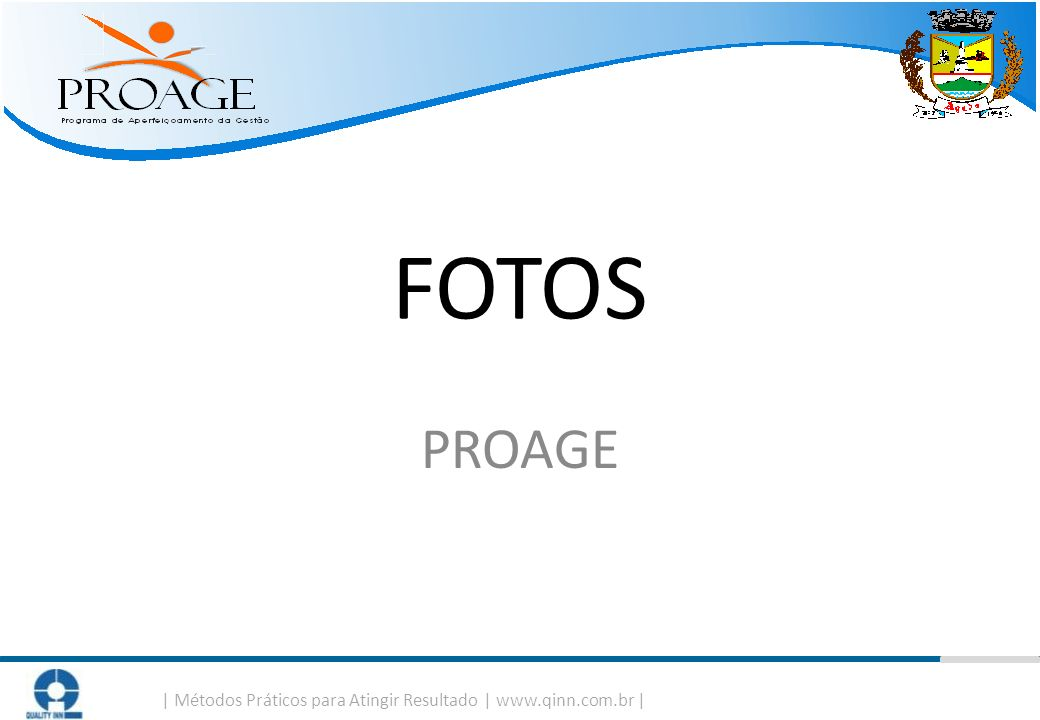 FOTOS PROAGE