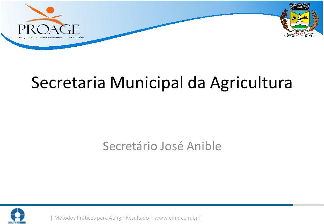Secretaria Municipal da Agricultura