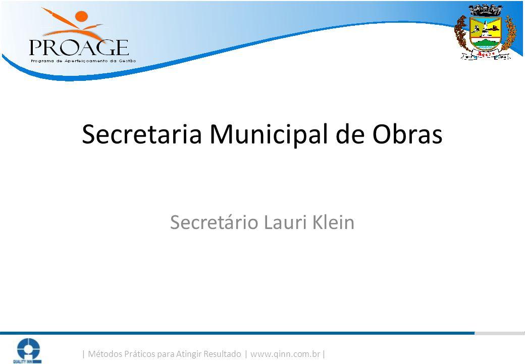 Secretaria Municipal de Obras