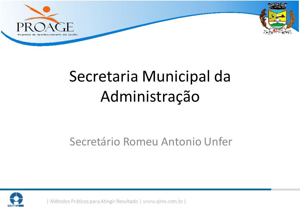 Secretaria Municipal da Administração