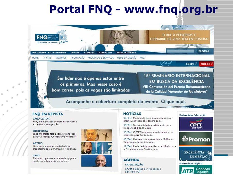 Portal FNQ - www.fnq.org.br