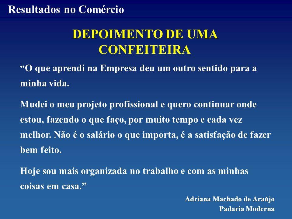 DEPOIMENTO DE UMA CONFEITEIRA