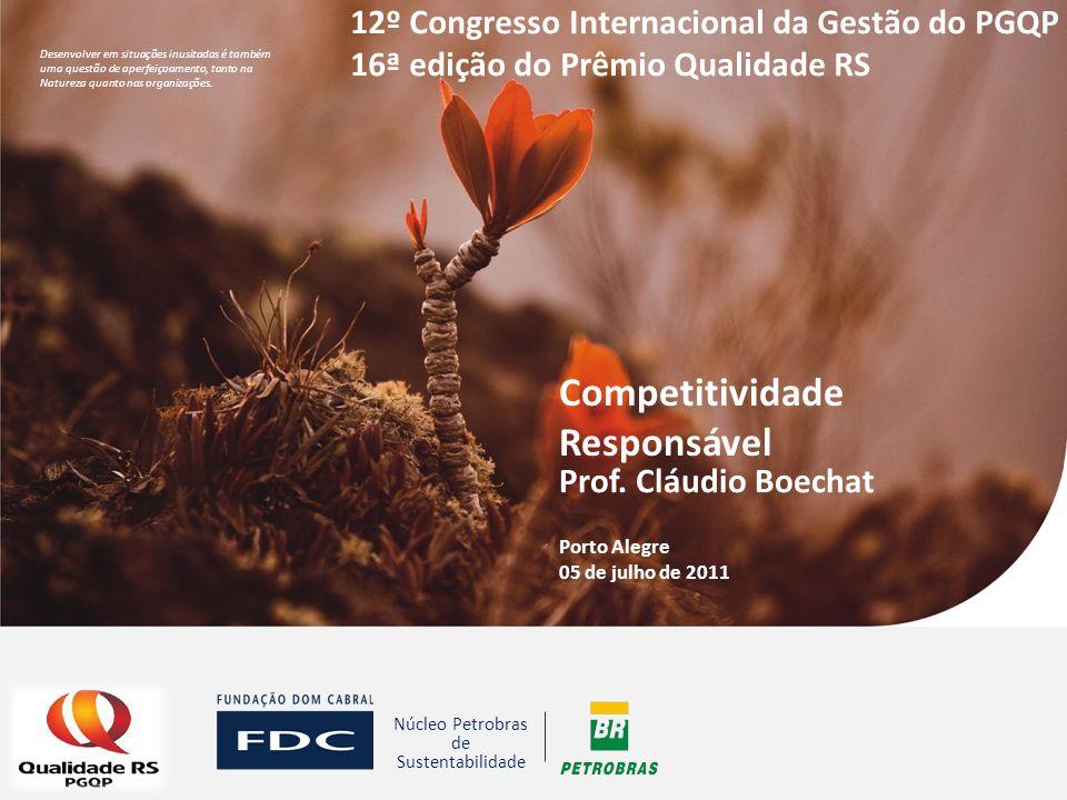 Núcleo Petrobras de Sustentabilidade