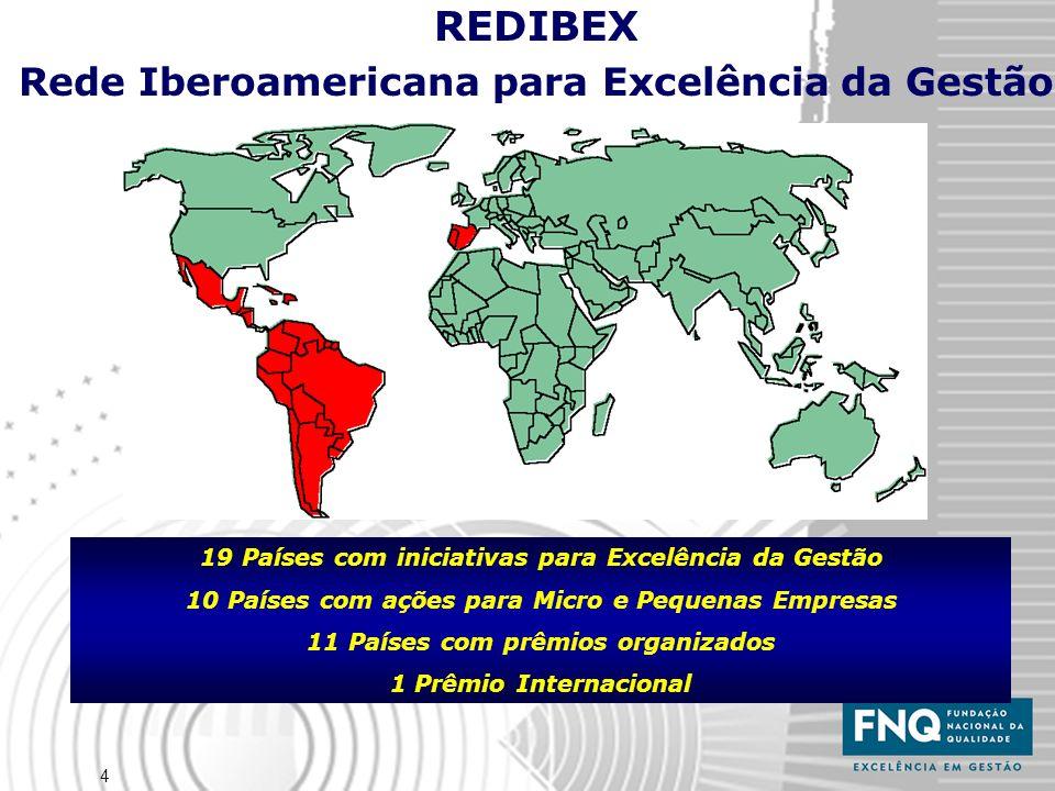 REDIBEX Rede Iberoamericana para Excelência da Gestão