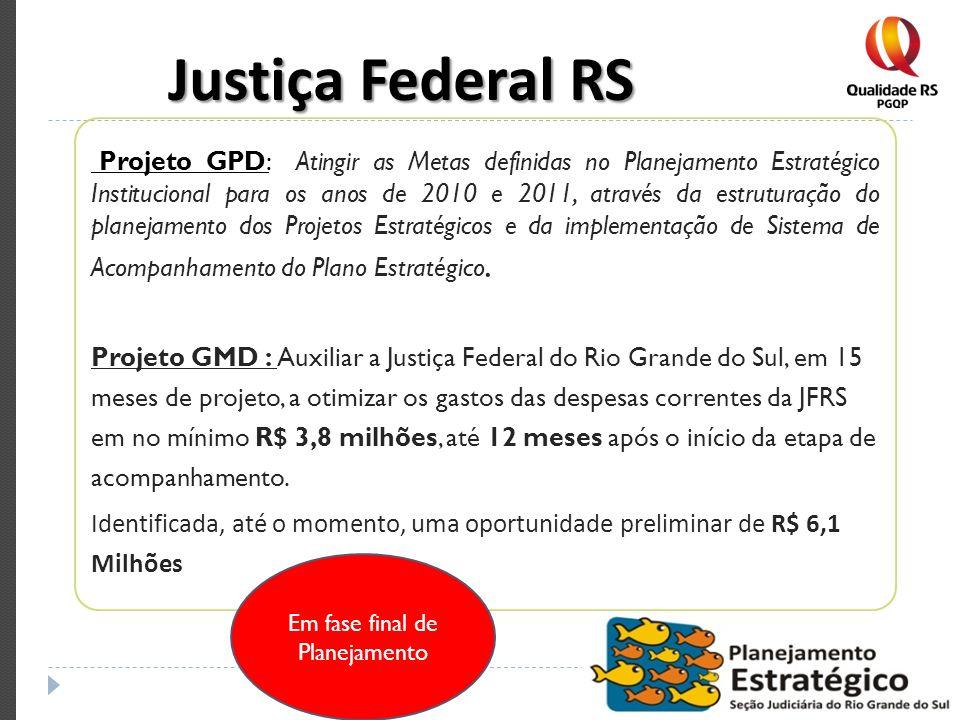 Justiça Federal RS