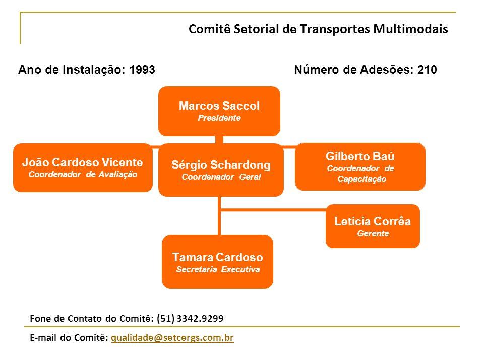 Comitê Setorial de Transportes Multimodais