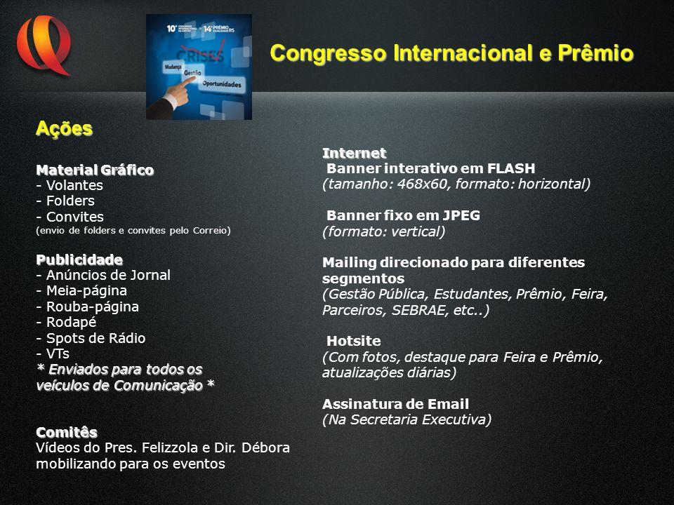 Congresso Internacional e Prêmio