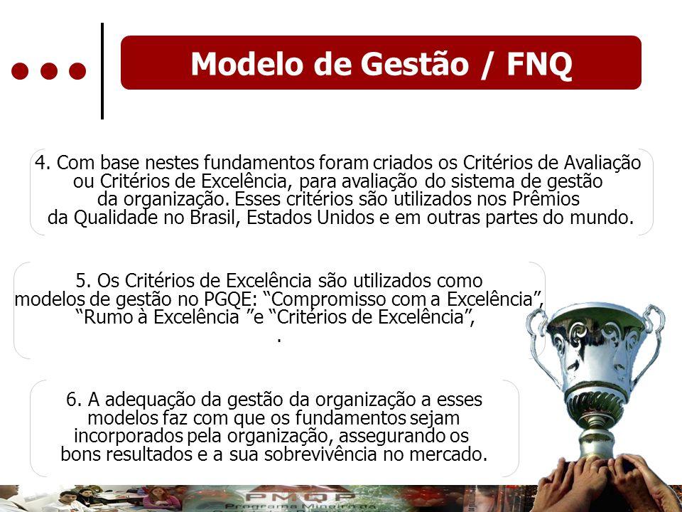 Modelo de Gestão / FNQ