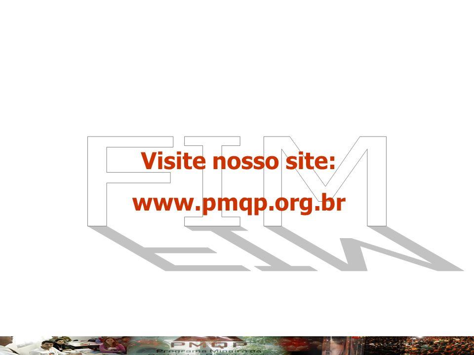 FIM Visite nosso site: www.pmqp.org.br