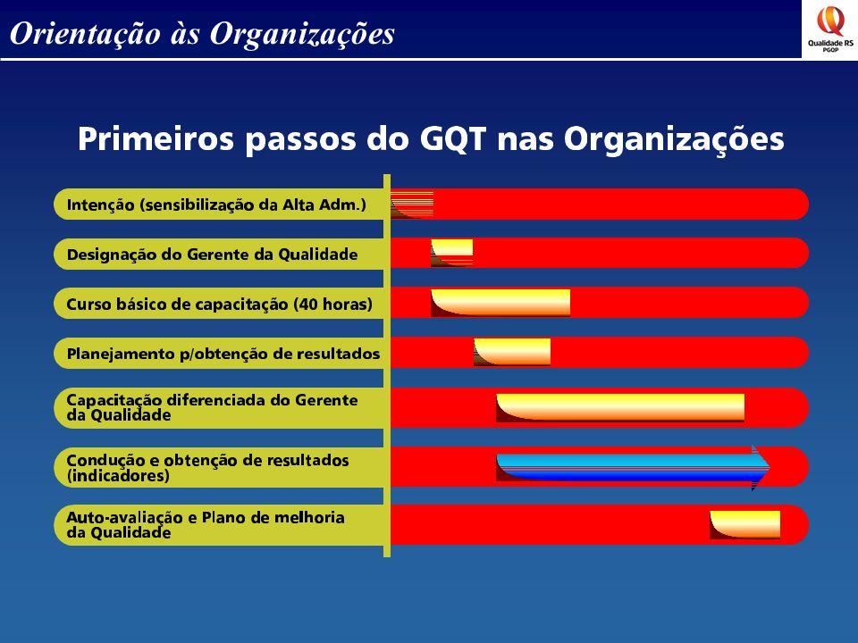 Orientação às Organizações
