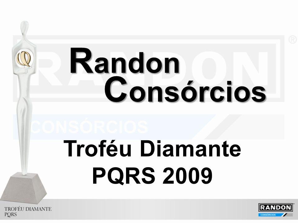 Randon Consórcios Troféu Diamante PQRS 2009