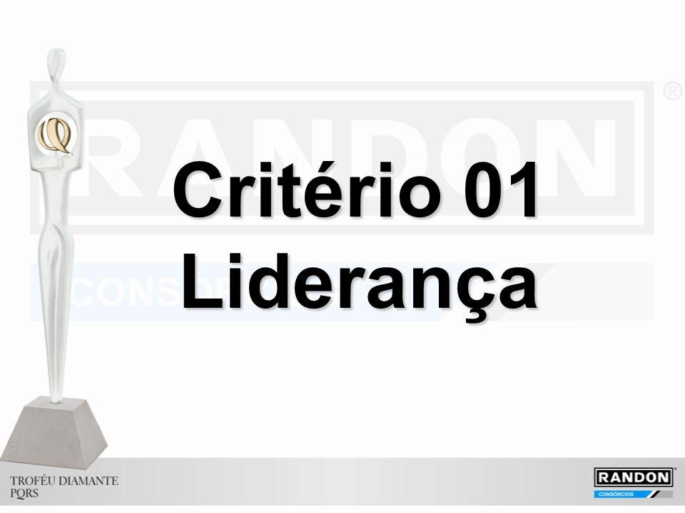 Critério 01 Liderança