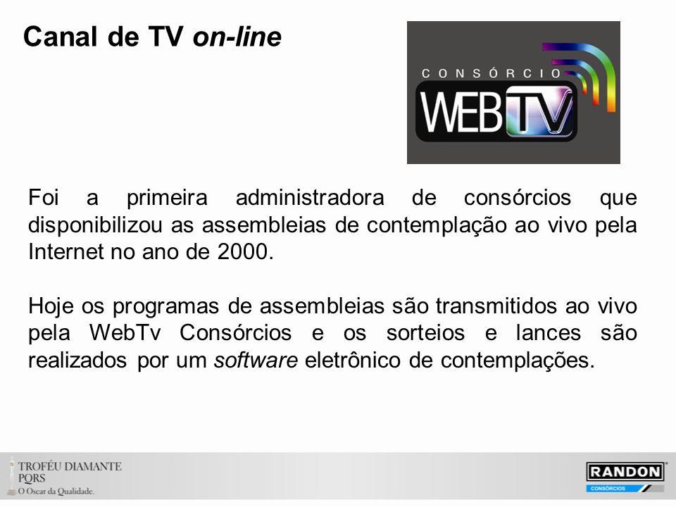 Canal de TV on-line