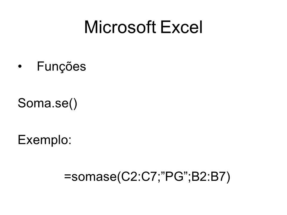 =somase(C2:C7; PG ;B2:B7)