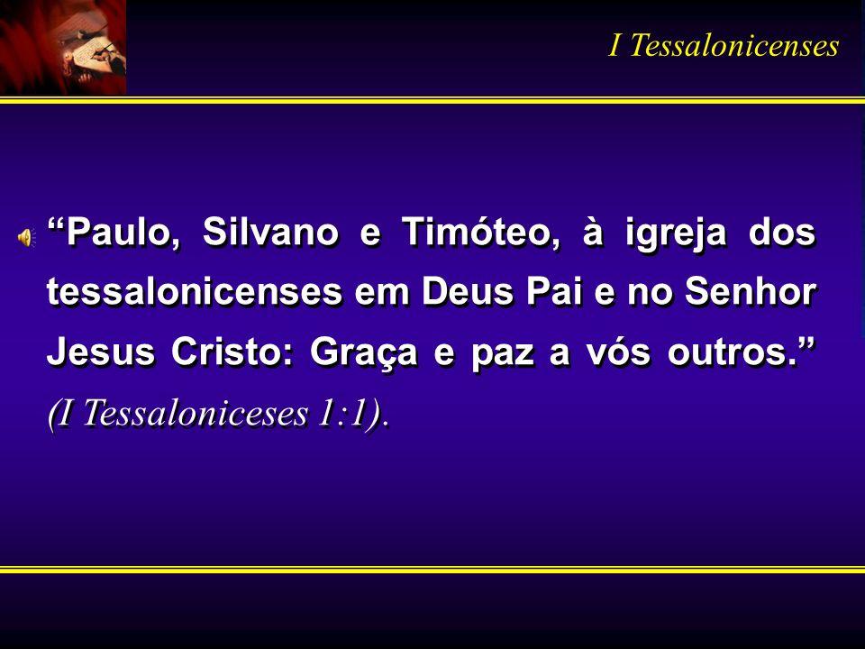 I Tessalonicenses