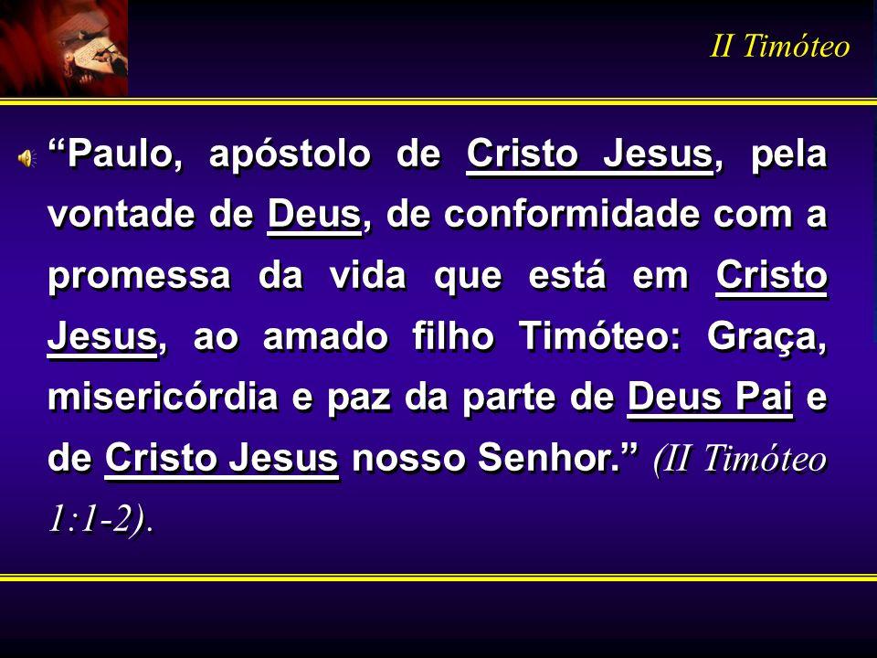 II Timóteo