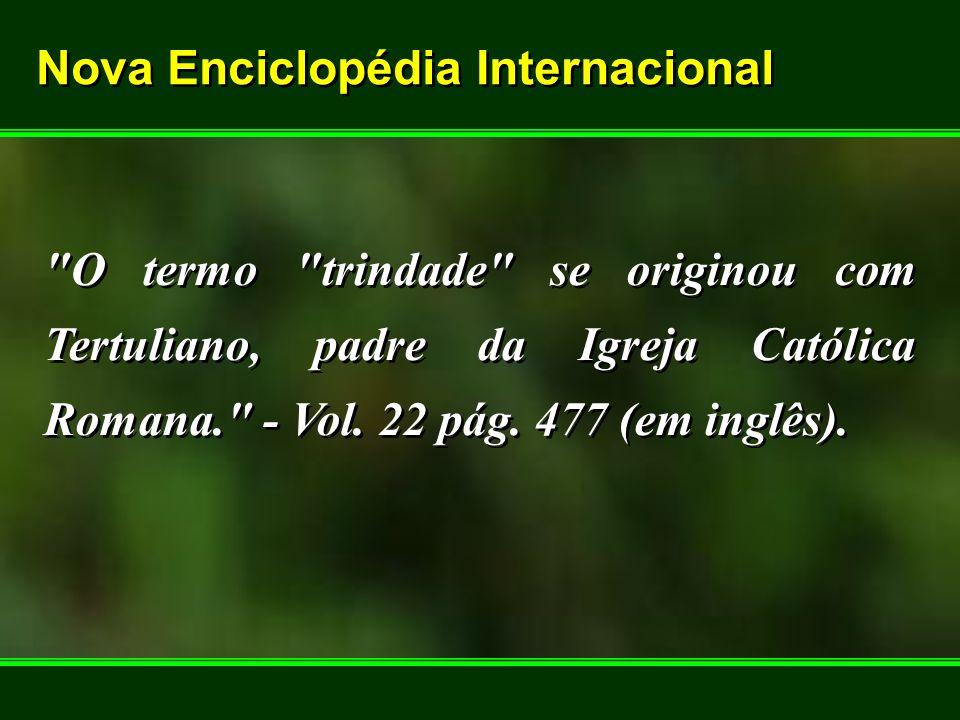 Nova Enciclopédia Internacional