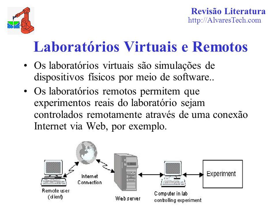 Laboratórios Virtuais e Remotos