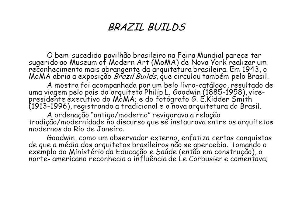 BRAZIL BUILDS