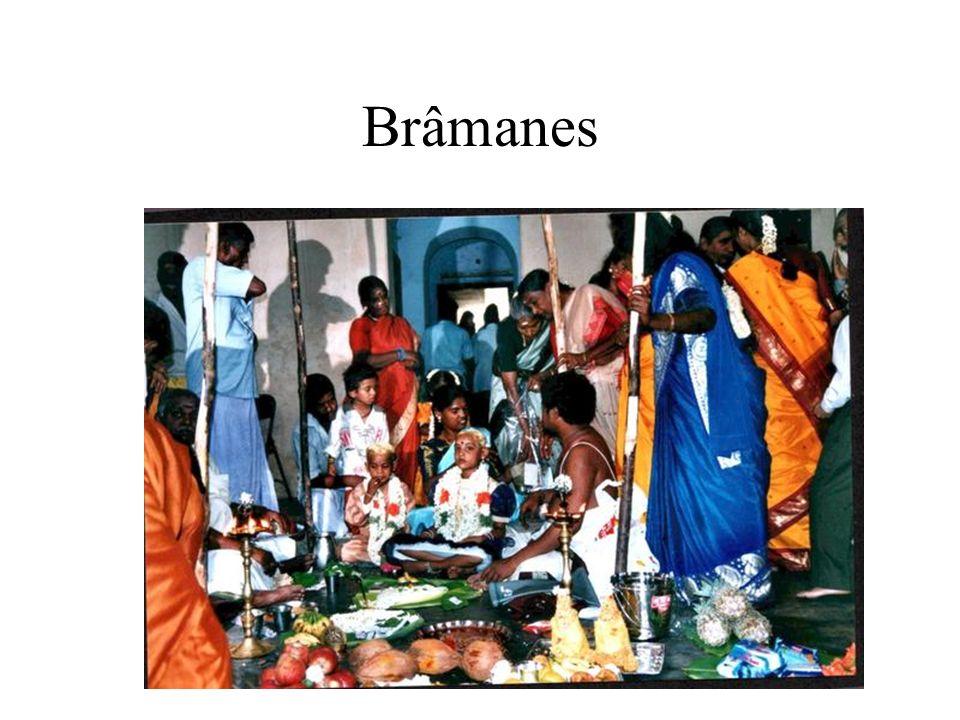 Brâmanes
