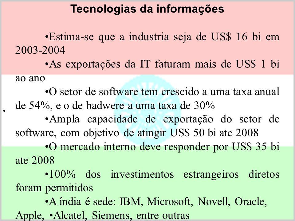 Tecnologias da informações