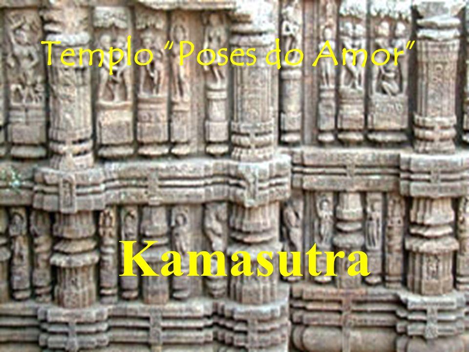 Templo Poses do Amor Kamasutra
