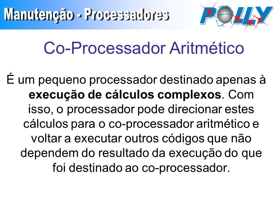 Co-Processador Aritmético