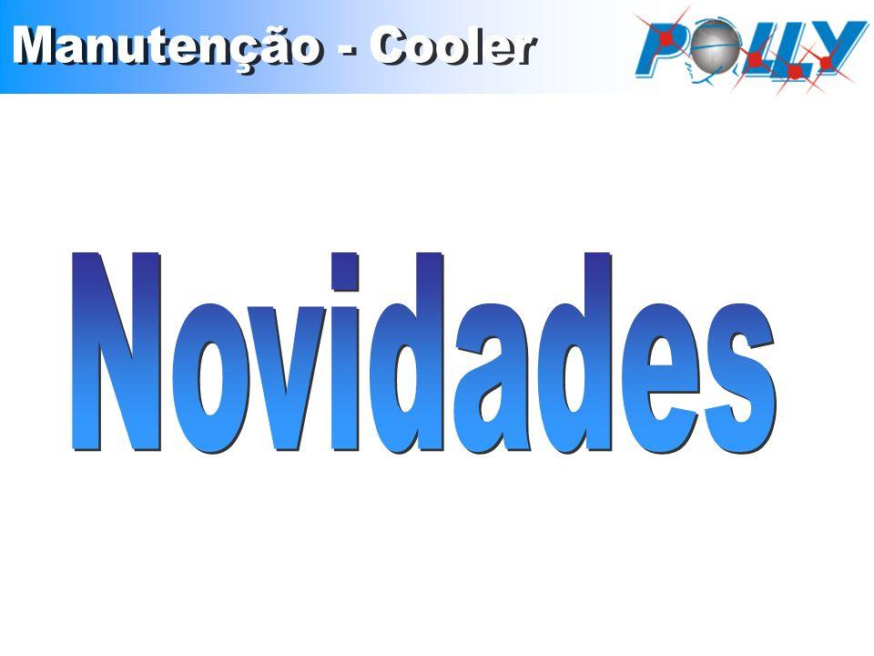 Manutenção - Cooler Novidades