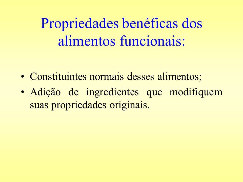 Propriedades benéficas dos alimentos funcionais: